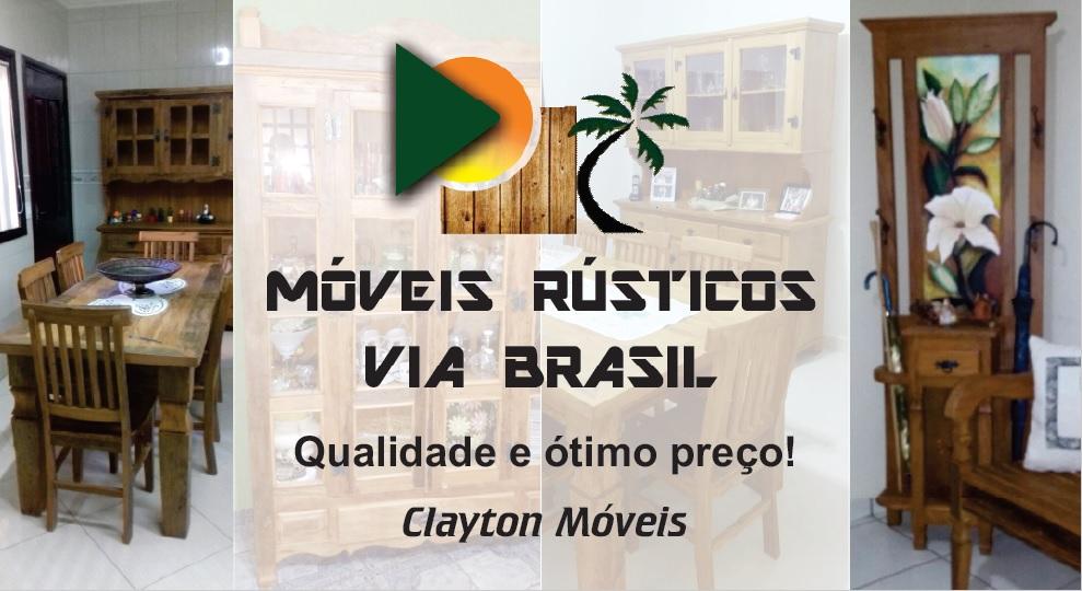 Móveis Rústicos Via Brasil