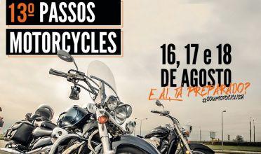Passos Motorcycles - 16, 17 e 18 de agosto