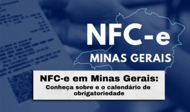 NFC-e em Minas Gerais: Conheça sobre e o calendário de obrigatoriedade