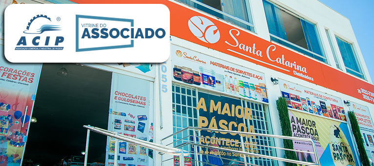 Vitrine do Associado: Santa Catarina Distribuidora