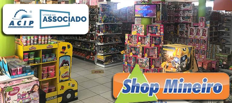 Vitrine do Associado: Shop Mineiro