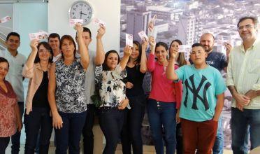 """Conheça os ganhadores da campanha """"Amor Presente"""""""