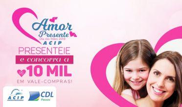 Campanha de Dia das Mães vai distribuir R$ 10 mil em prêmios