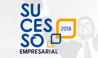 Sucesso Empresarial 2018 premia empresas em Passos