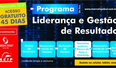 Programa Liderança e Gestão de Resultado