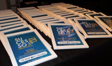 ACIP e CDL entregam prêmio 'Sucesso Empresarial'