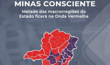 Governo autoriza Onda Vermelha em mais regiões do Estado, Passos está inclusa