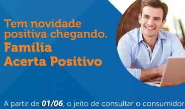 Novo Acerta Positivo: venda mais e com segurança!