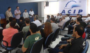 ACIP reinaugura Espaço Odilon Ferreira da Silva