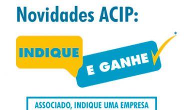 ACIP lança clube de vantagens para beneficiar associados