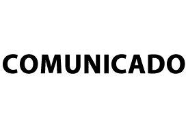 Comunicado - Cancelamento Boa Vista