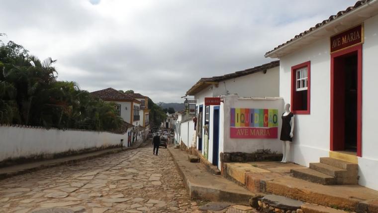 Rua Resende Costa