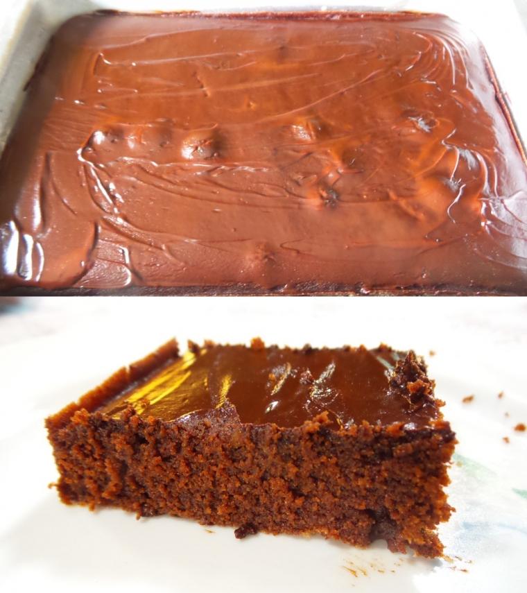 Brownie Da Vó (Sem Glúten E Sem Lactose)