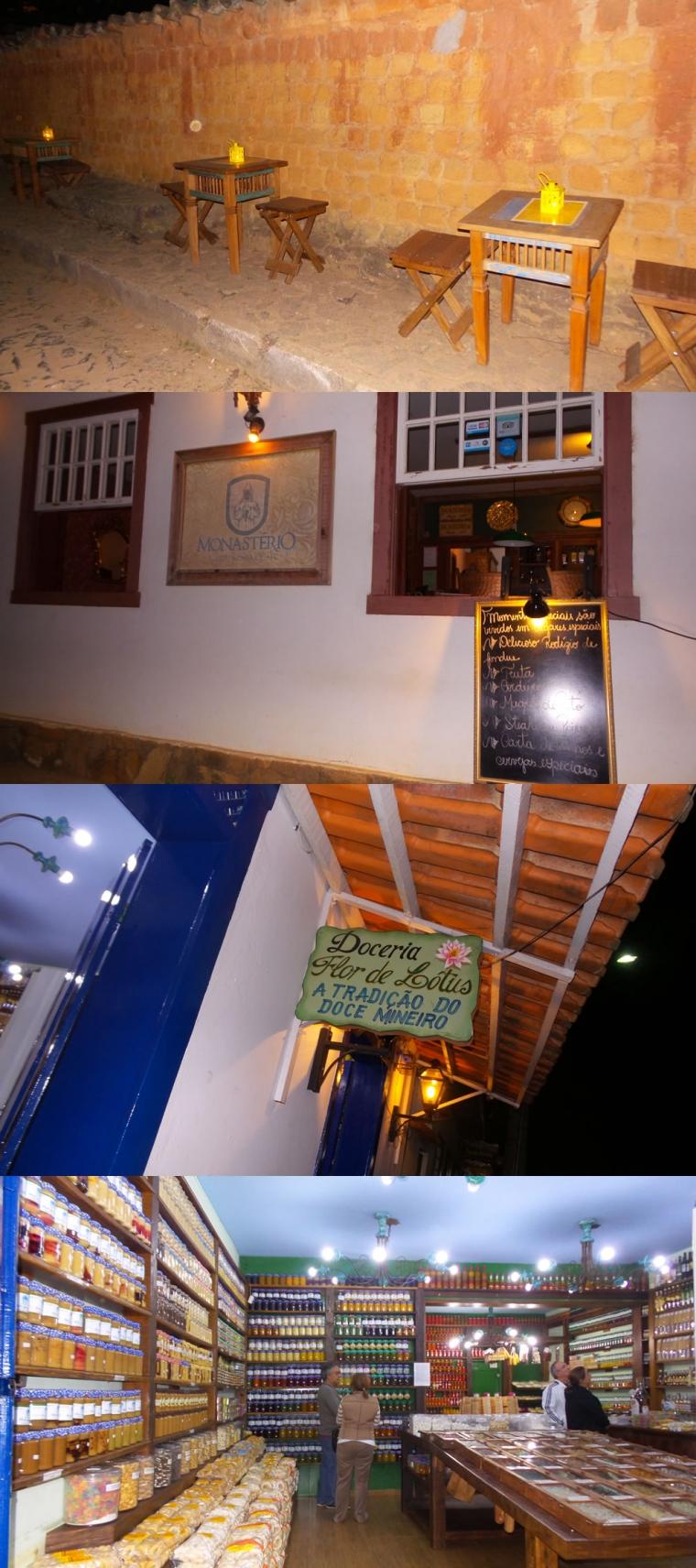 ida Noturna em Tiradentes