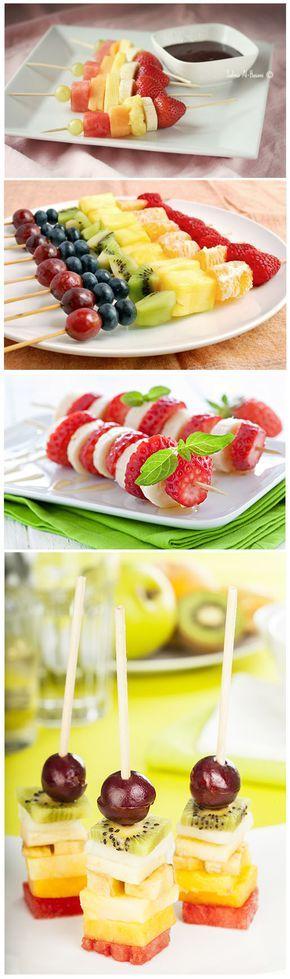 Palitinhos de Frutas Sortidas