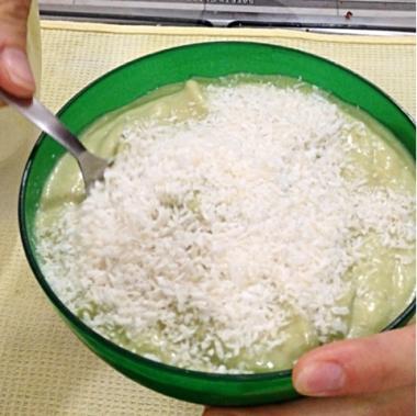Creme/Mousse Proteico De Abacate
