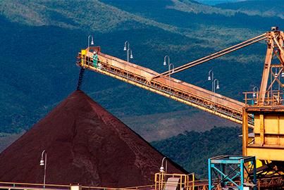 Setor Mineração