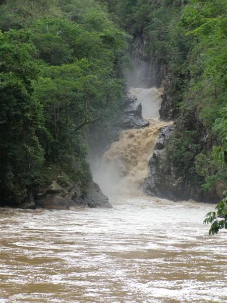Cachoeira Santo Anônio