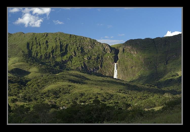 Cachoeira Casca D'anta Parte Alta
