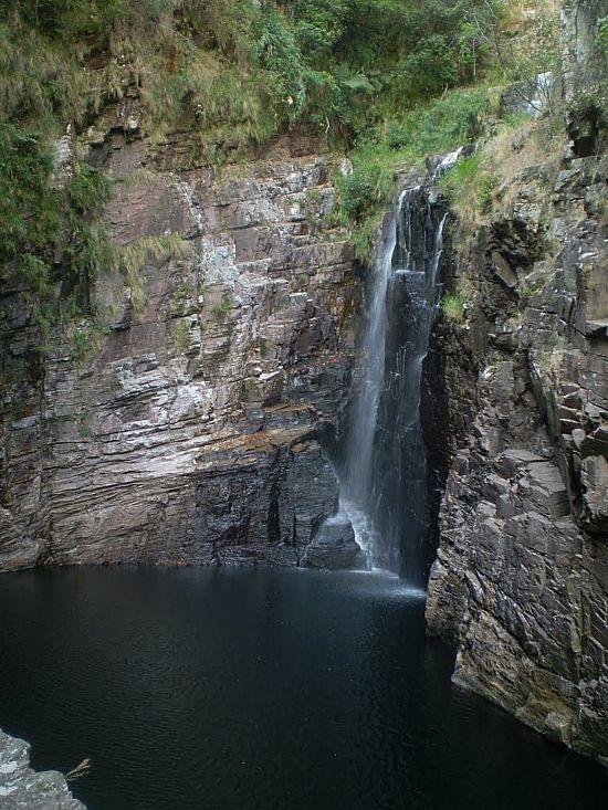 Cachoeira do Tamanduá