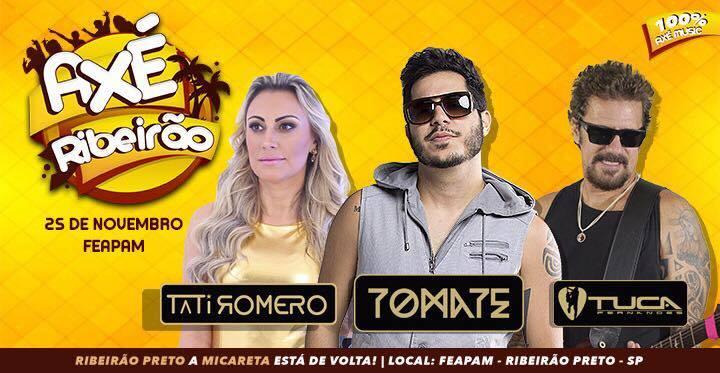 Axé Ribeirão 2017 - Ribeirão Preto