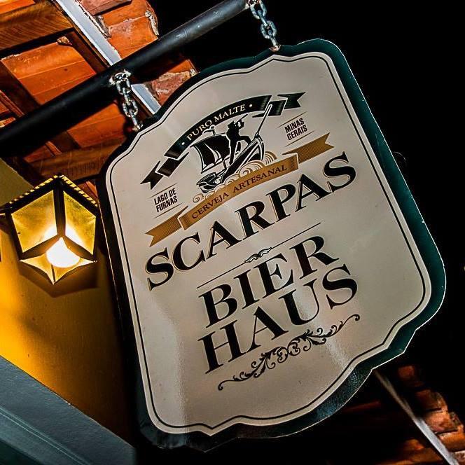 Scarpas Bier Haus - André e Luiz Otávio