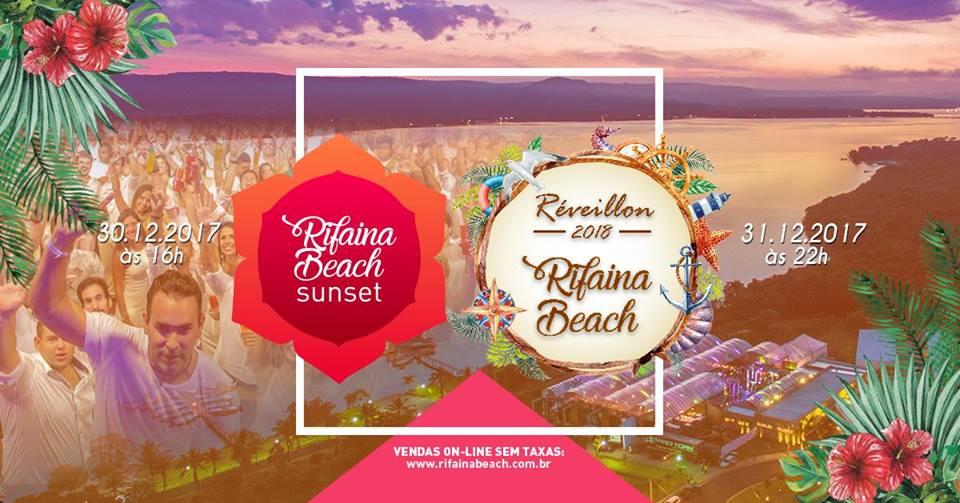Enseada da Fronteira - Réveillon Rifaina Beach + Sunset Rifaina Beach