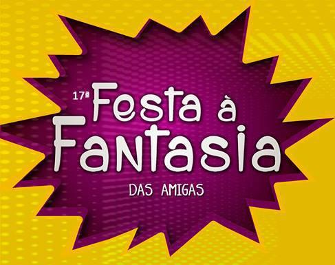 Cresp - 17ª Festa à Fantasia das Amigas