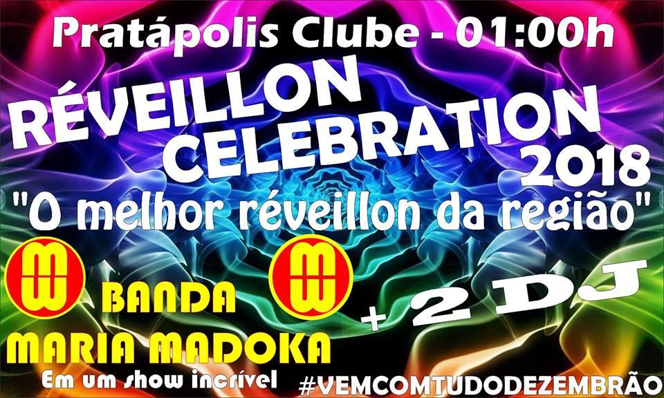 Pratápolis Clube - Réveillon Celebration 2018
