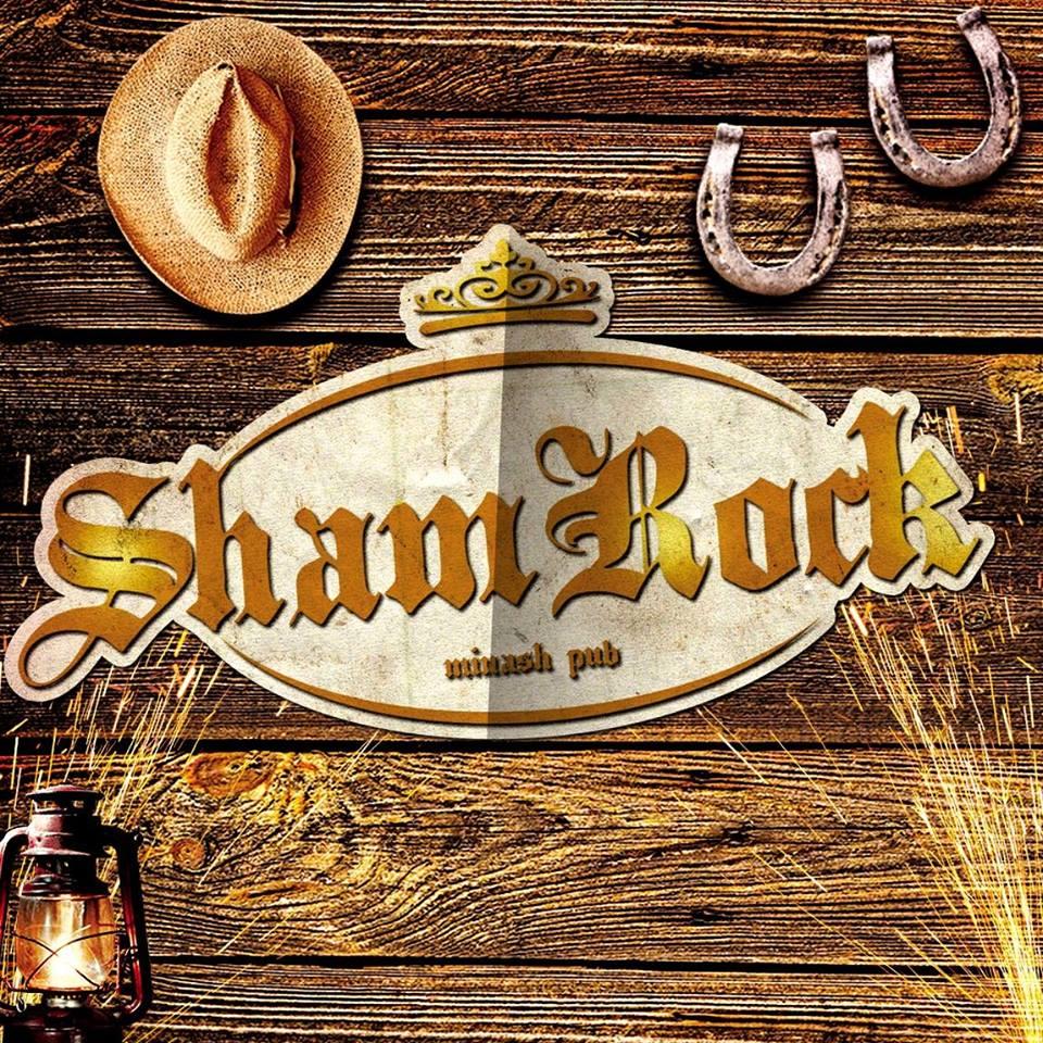 Sham Rock Minash Pub - Glowneja com Carol e Mariah / São Sebastião Do Paraíso-MG