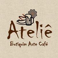 Ateliê - Butiquim Arte Café - Saudade da Zona