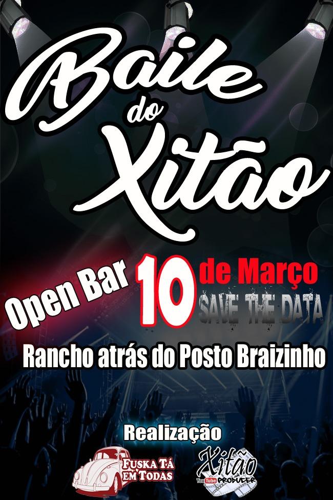 Baile do Xitão / Piumhi-MG