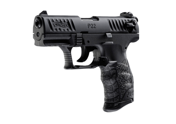 P22 .22 L.R WALTHER