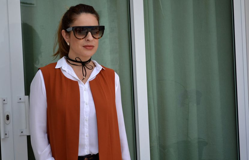 #MaxiColete - Meu look