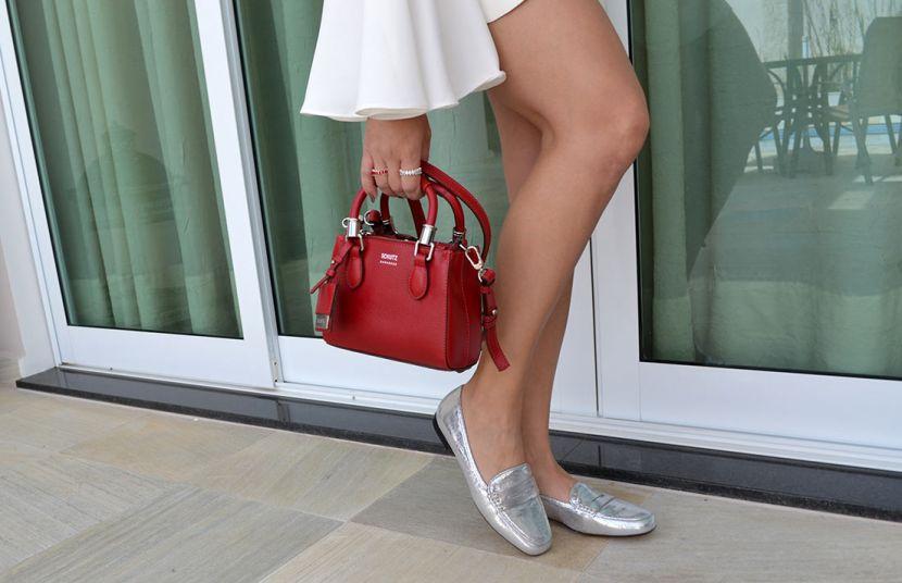 #Summer - Preto & Branco Calçados