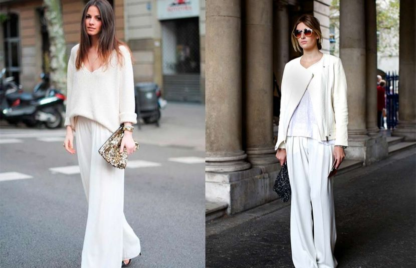 #RadaFashion - Deu Branco !
