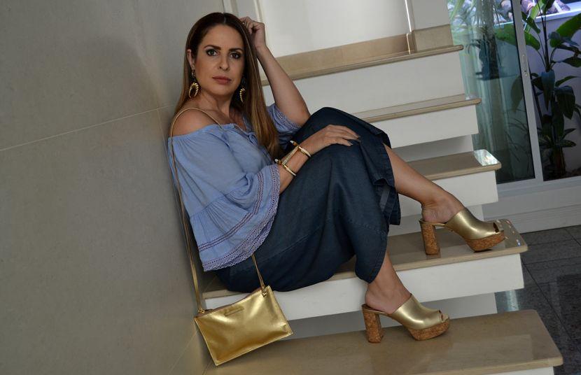 #SummerTime - Preto & Branco Calçados