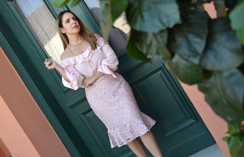 Amando Rosa - Look Maria Bella