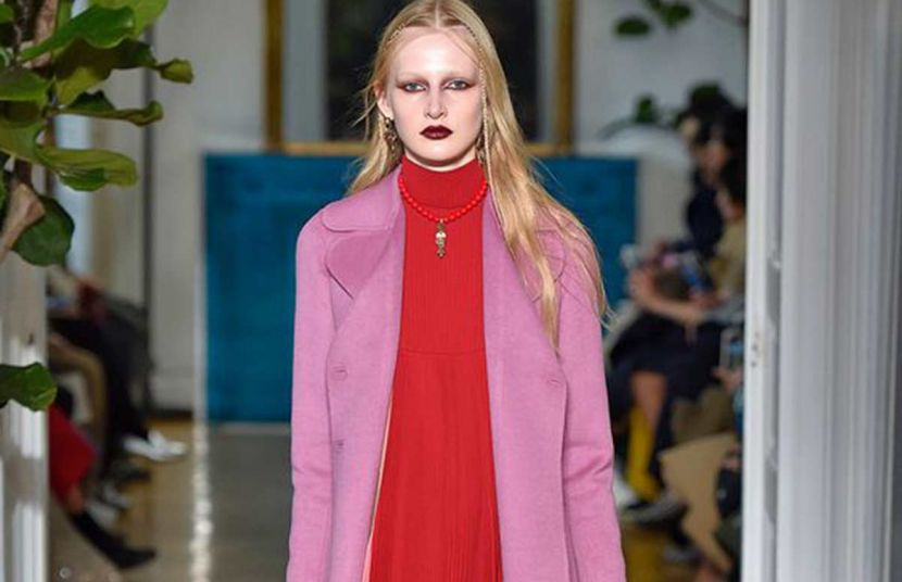 Radar Fashion - Rosa & Vermelho