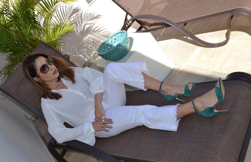#Verão2018 - Preto & Branco Calçados