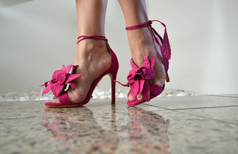 Preto & Branco Calçados - It's Pink