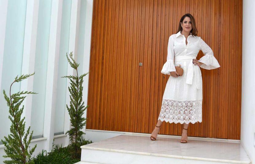 #MaduBoutique - Vestido branco, como não amar ?!