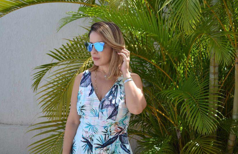 #SummerVibes - Macacão Pantacourt