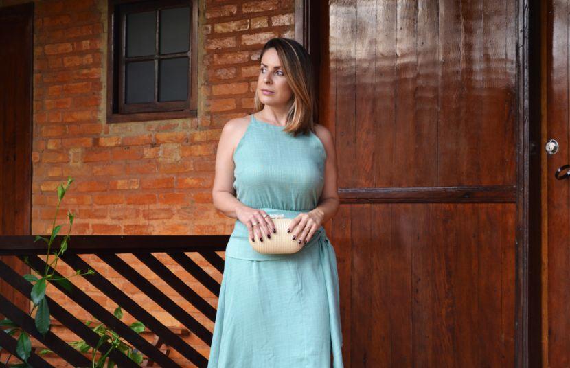 #MariaBella - Vestido <3
