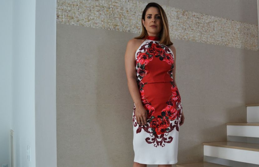 #Look - Vestido San francisco