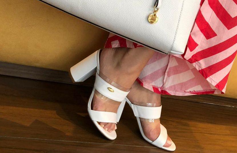 Preto & Branco Calçados - Verão !