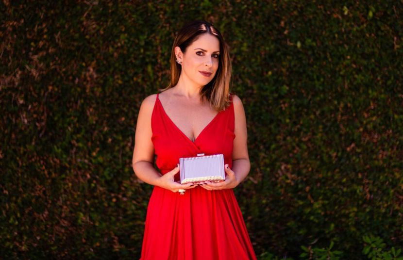Maria Bella - Lady in red !