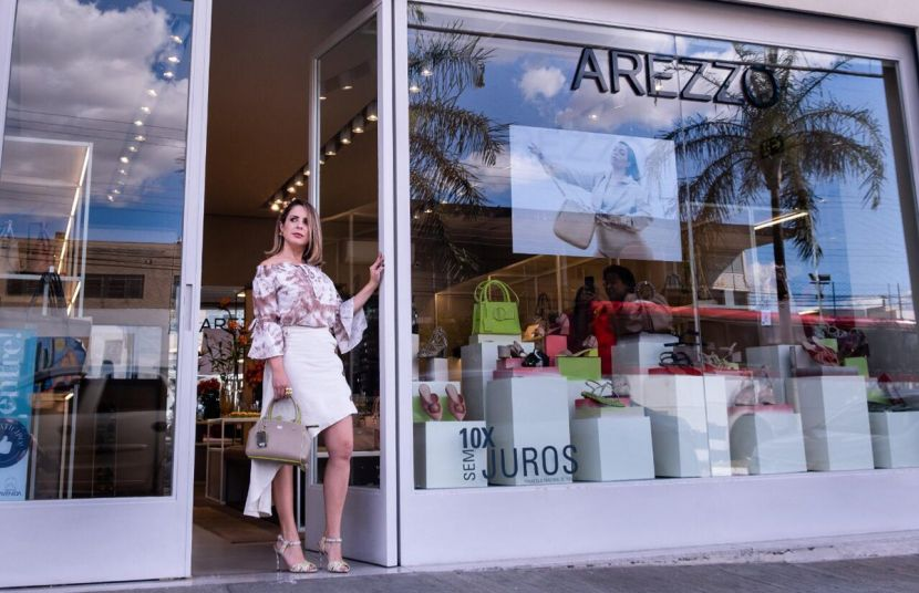 Verão 2020 - Arezzo Passos