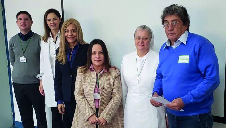 O ATENDIMENTO DO  HOSPITAL CIDADE TIRADENTES