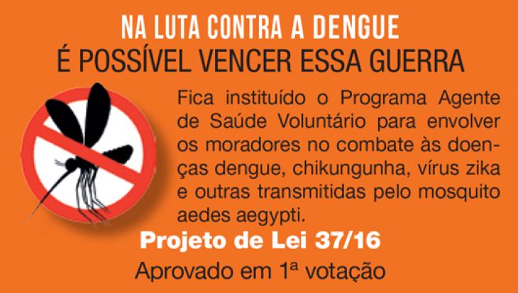 Na luta contra a dengue: é possível vencer essa guerra